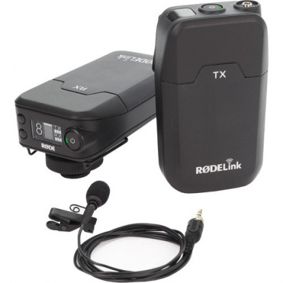Радио петличный Rode Link Filmmaker Kit