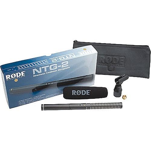 Выносной Rode NTG-2