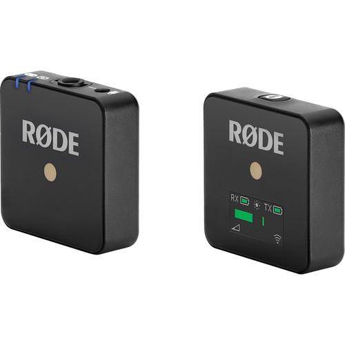 Радио петличный Rode Wireless GO Compact Wireless  System