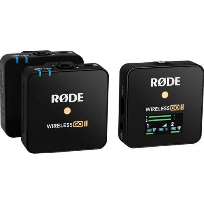Радио петличный Rode Wireless GO II 2-Person Compact Digital Wireless Microphone System