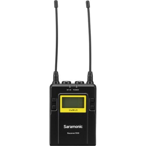 Радио петличный Saramonic UwMic9 TX9+RX9