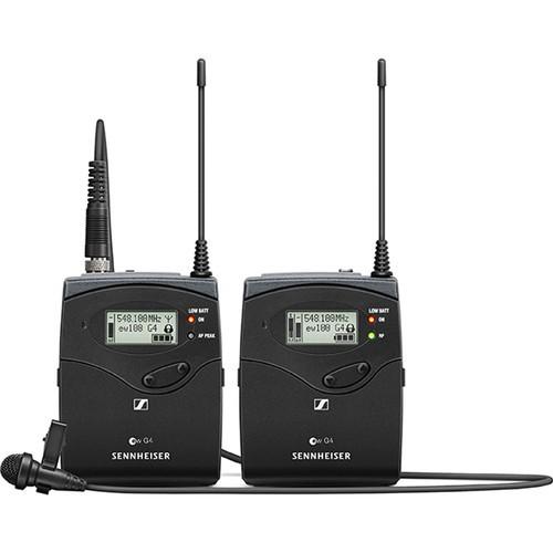 Радио петличный Sennheiser EW 122P G4 (B: 626 to 668 MHz)