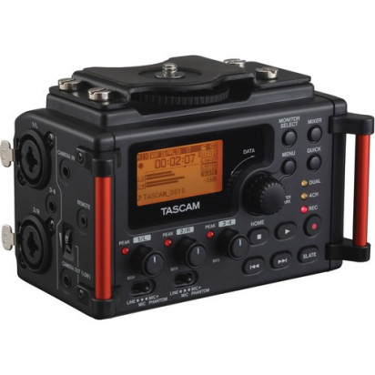 Рекордер Tascam DR-60D MKII
