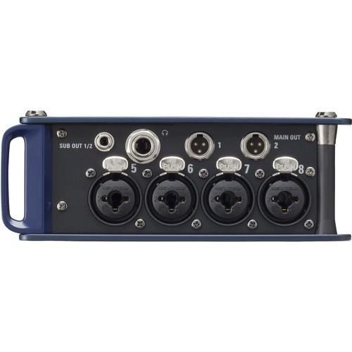 Рекордер Zoom F8n 8-Input / 10-Track Multi-Track Field
